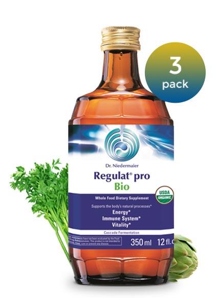 Regulat- 3 pack