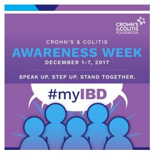 Crohn's and Colitis Awareness